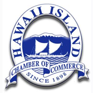 Member of Hawaii Island Chamber of Commerce