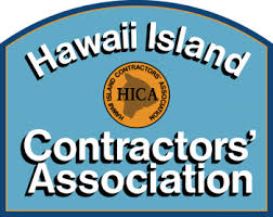 Member, Hawaii Island Contractors Association