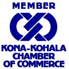 Member, Kona-Kohala Chamber of Commerce