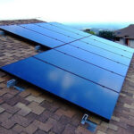 SunPower PV Panels on Wailuku House