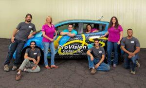 ProVision Solar Team