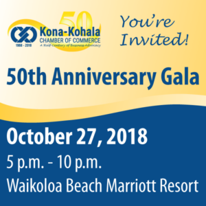 Kona Kohala CC Gala Square 2018
