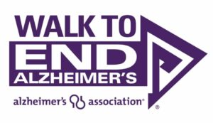 Alheimers Walk Logo