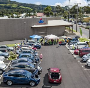 BIEVA National Drive Electric Week 2019 – Waimea